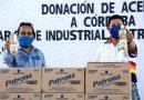 Distribuirá Ayuntamiento de Córdoba donación de Industrial Patrona.