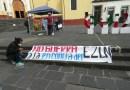 Realizan segunda acción global contra la guerra al EZLN.