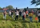 Encabezó Rubén Ríos limpieza del campo de fútbol Huapinole, en Córdoba