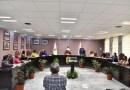 Autoriza Congreso a cinco munícipes licencia para separarse del cargo.
