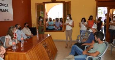Ayuntamiento de Comapa finiquita predio de la Secundaria Técnica Núm. 125.