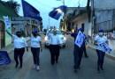 PARTICIPAN SIMPATIZANTES DEL PAN EN CARAVANA.