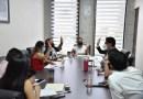 Prepara Comité Organizador el Parlamento de la Juventud Veracruzana 2021.
