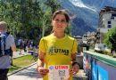 Maribel García García, huatusqueña que participará en el ultra maratón UTMB en Francia.