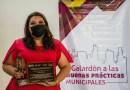 Entrega INVEDEM galardón Venustiano Carranza al Ayuntamiento de Córdoba