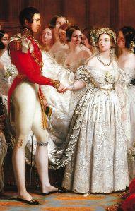 Svatba anglické královny: S vlečkou Viktorie zápasilo 12 družiček