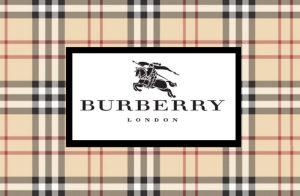BURBERRY MĚNÍ LOGO PO 117 LETECH