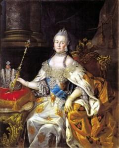Mocná Kateřina Veliká – Proč jí přezdívali Semiramis severu?