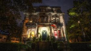Strašidelný Kehoe dům: Přenocujete v americkém hotelu duchů?