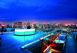 OCTAVE ROOFTOP LOUGE & BAR