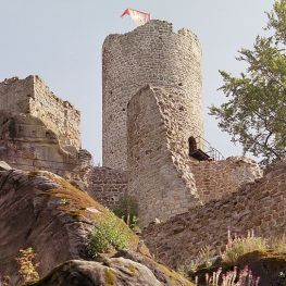 Kdo objeví zlato ukryté vpodzemí Frýdštejnského hradu?