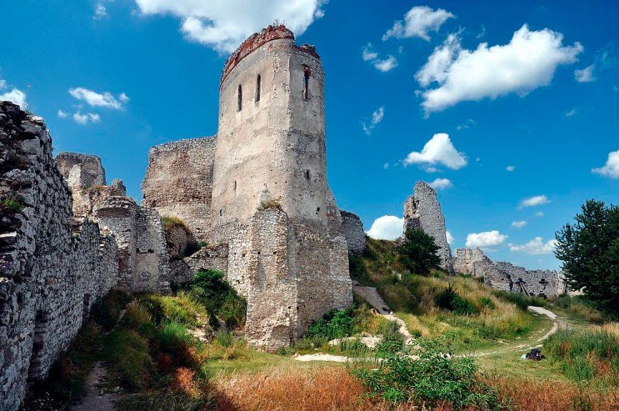 Krvavá minulost Čachtického hradu