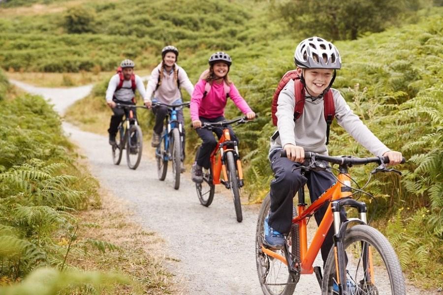 Cyklotrasa pro každého: Sklářské hutě vJizerských horách