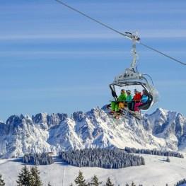 Vyrážíme na hory do Rakouska: SkiWelt Wilder Kaiser-Brixental