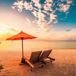 Nejkrásnější pláže na světě