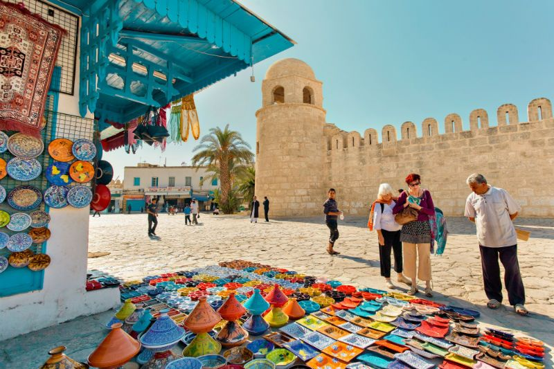Za krásami Tuniska