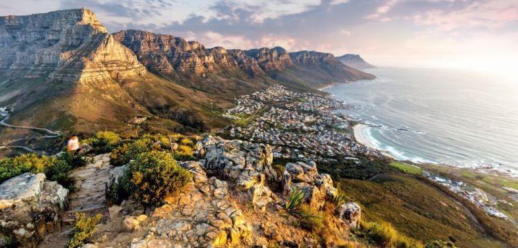 Kapské Město, nejhezčí metropole Afriky