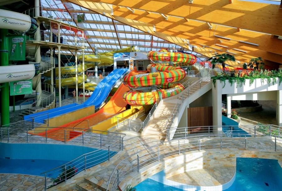 Kam v Česku do aquaparku?