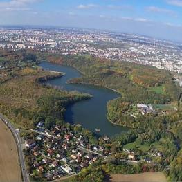 Hostivařská přehrada: Celoroční radovánky v přírodě