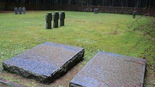 Hřbitov vojenských zajatců u Pacova