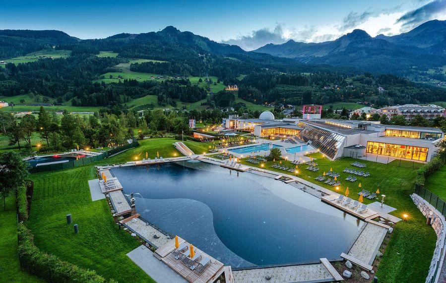 Evropské termální lázně, které můžete navštívit!