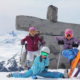 Alpské lyžování s dětmi: Itálie
