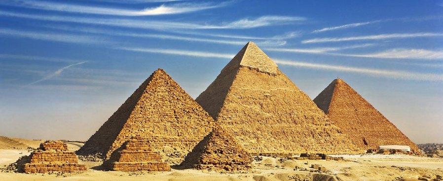Poznejte krásy Egypta