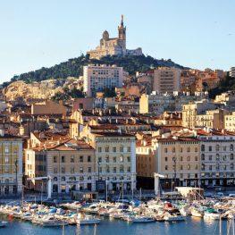Marseille: Město modrého kříže