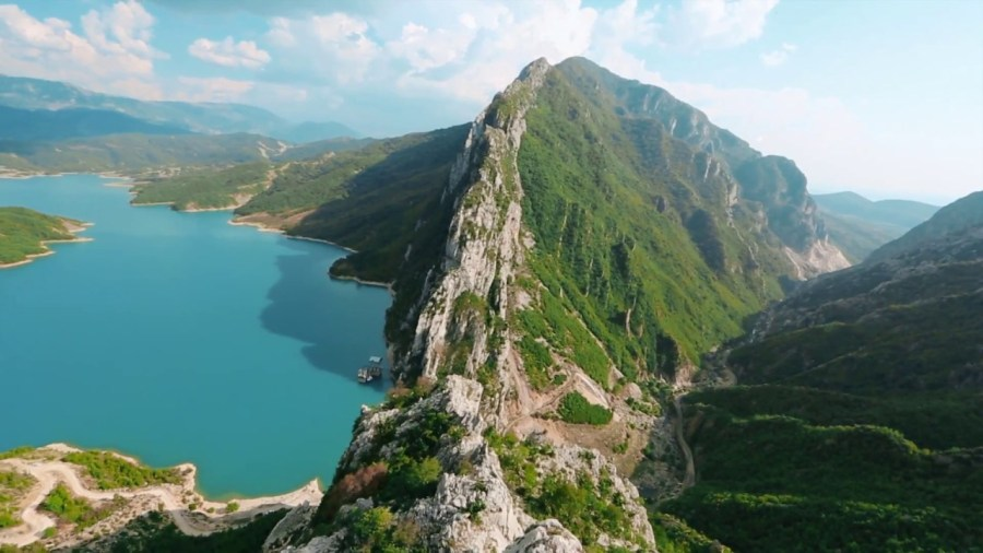 Albánie: Země orlů