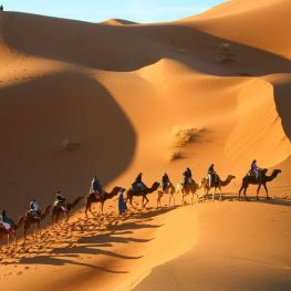 Maroko: Na prahu nekonečné pouště