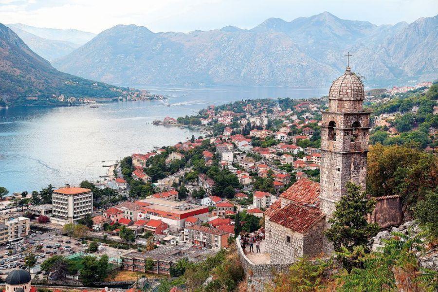 Černá Hora: Země skal a jezer