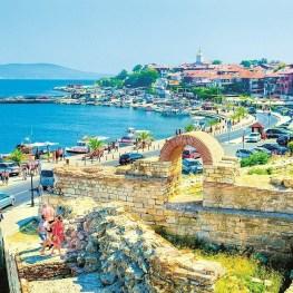 Užijte si dovolenou na zlatém pobřeží Černého moře!