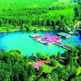 Náladu i tělo vám spraví maďarské lázně Hévíz