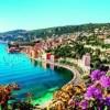 Krása a pohoda slunné Francie