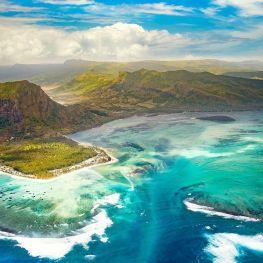 Bůh prý stvořil nejdřív Mauritius, až poté ráj