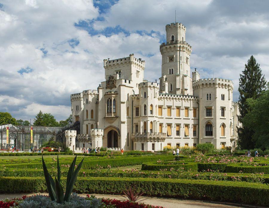 Naše pohádkové hrady a zámky