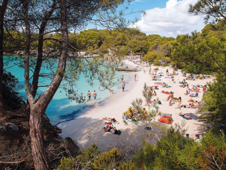 Menorca, tichá oáza Baleár