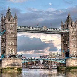 Londýn: Tajemné město na Temži