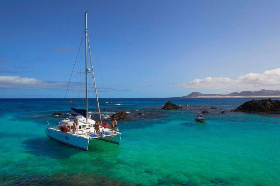 Nechte se zlákat plážemi ostrova Fuerteventura