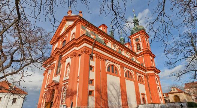 Chrám Staré Boleslavi skrývá vzácné palladium