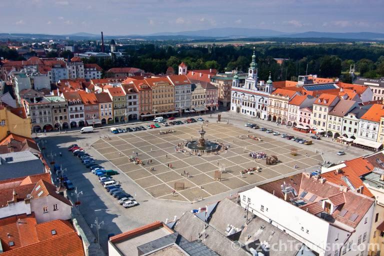 České Budějovice: Tady by chtěl žít každý…
