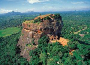 Sigiriya: Osmý div světa skrytý v oblacích!