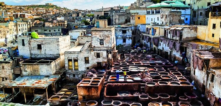 Maroko: Brána do světa tří kultur