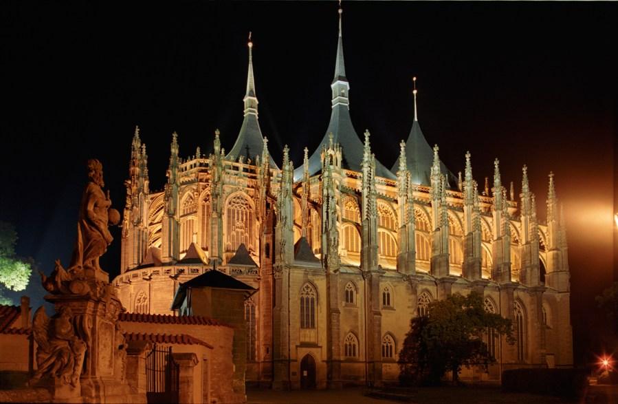 Do Kutné Hory za magickými uličkami i ohromující gotikou