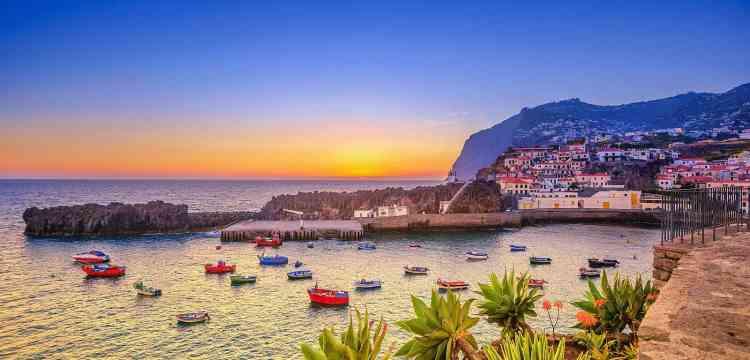 Věčně rozkvetlá Madeira