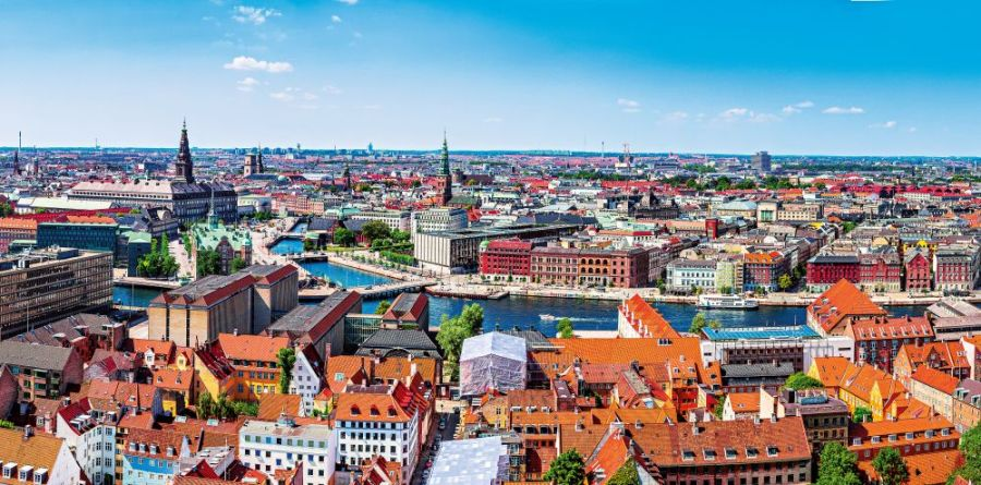 Kodaň: Královské město pohádek