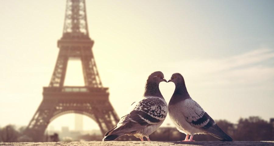Na Valentýn do Paříže!
