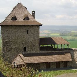 Tajemství zříceniny hradu Starý Jičín