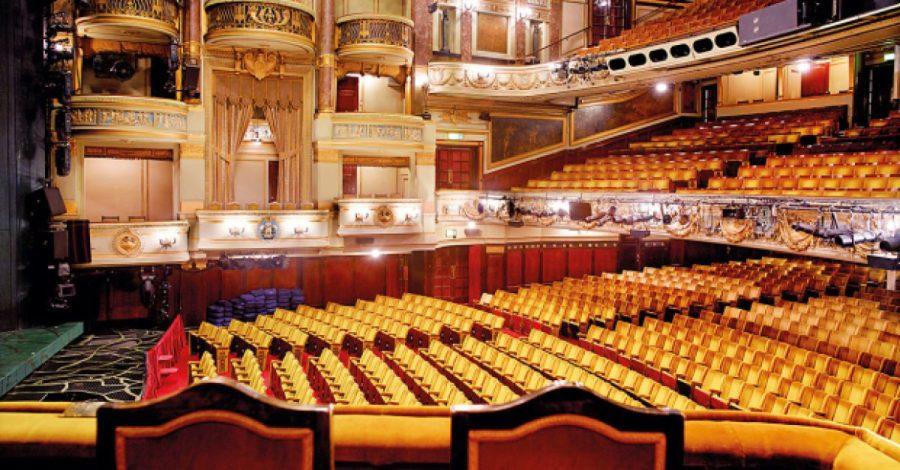 Londýnské divadlo Drury Lane: Procházejí se jím duchové herců?