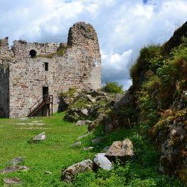 Přimda: Nejstarší český hrad vystavěl načerno německý kníže!